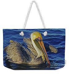 Perky Pelican II Weekender Tote Bag