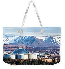 Perlan Weekender Tote Bag by Wade Courtney