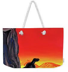 Permian Outpost Weekender Tote Bag by Ryan Demaree