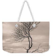 Perseverance Weekender Tote Bag by Racheal Christian