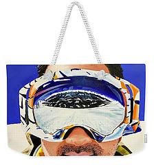 Persian Excursion Weekender Tote Bag