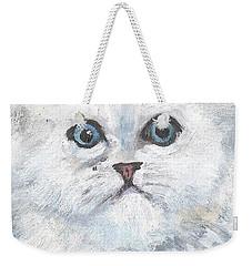 Persian Kitty Weekender Tote Bag