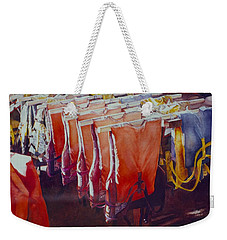 Personal Flotation #1 Weekender Tote Bag