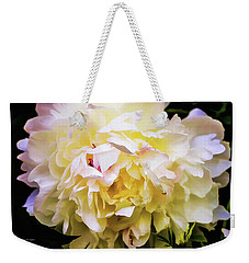 Weekender Tote Bag featuring the photograph Personal Liking by Jessica Manelis