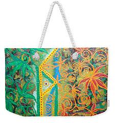 Personal Power Weekender Tote Bag