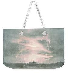 Ghosts And Shadows Vii - Personal Rapture  Weekender Tote Bag