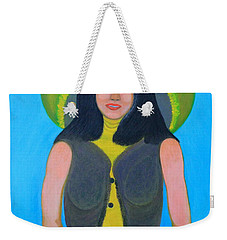 Personas  Weekender Tote Bag by Lorna Maza