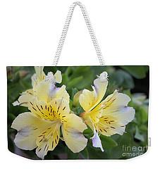 Peruvian Lily 2 Weekender Tote Bag