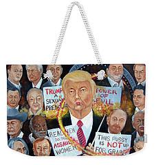 Pervert Brigade Weekender Tote Bag