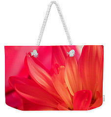 Petal Abstract Weekender Tote Bag