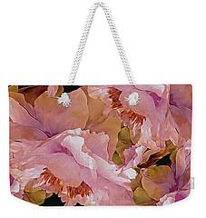 Petal Dimensions 42 Weekender Tote Bag