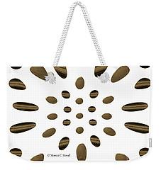 Petals N Dots P1 Weekender Tote Bag