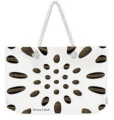 Petals N Dots P2 Weekender Tote Bag