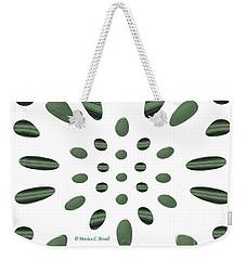 Petals N Dots P6 Weekender Tote Bag