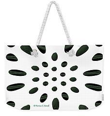 Petals N Dots P8 Weekender Tote Bag