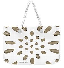 Petals N Dots P9 Weekender Tote Bag