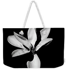 Petals Of Light Weekender Tote Bag