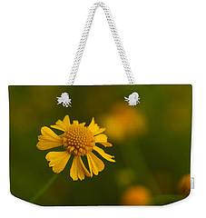 Petals Of Nature Weekender Tote Bag by Christopher L Thomley