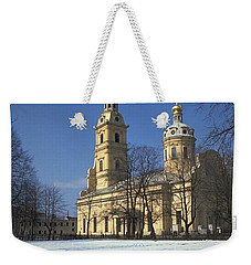 Peter And Paul Cathedral Weekender Tote Bag