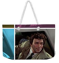 Peter Falk 1973  Weekender Tote Bag