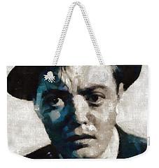 Peter Lorre Hollywood Actor Weekender Tote Bag