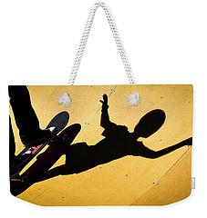 Peter Pan Skate Boarding Weekender Tote Bag
