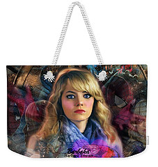 Peter Parker's Haunting Memories Of Gwen Stacy Weekender Tote Bag