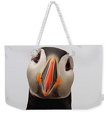 Peter The Puffin Weekender Tote Bag