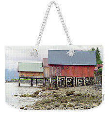 Petersburg Coastal Weekender Tote Bag