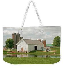 Peterson Mill Weekender Tote Bag