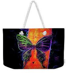 Petit Bois Butterfly Weekender Tote Bag