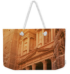 Petra Treasury, Jordan Weekender Tote Bag