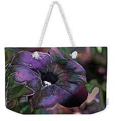 Petunia 1 Weekender Tote Bag by Stuart Turnbull