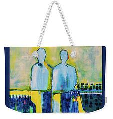 Peyote Dreams Weekender Tote Bag by Gallery Messina