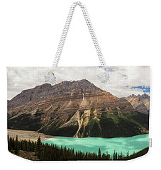 Peyto Lake Weekender Tote Bag