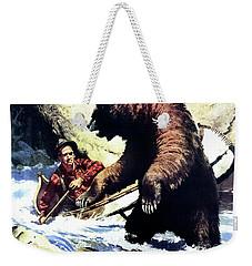 Pg- Dangerous Waters Weekender Tote Bag by JQ Licensing
