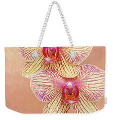 Phalaenopsis Moth Orchids #2 V2 Weekender Tote Bag