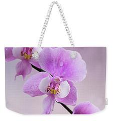 Phalaenopsis Schilleriana Fragrant Butterfly Orchid V2 Weekender Tote Bag