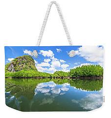 Phang Nga Bay Weekender Tote Bag