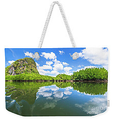 Phang Nga Bay Weekender Tote Bag