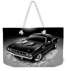 Phantasm 71 Cuda Weekender Tote Bag