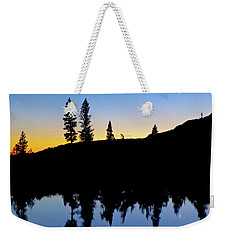 Phantom Forest Weekender Tote Bag