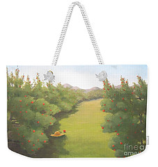 Phantom Of The Orchard Weekender Tote Bag