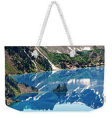 Phantom Ship Island Weekender Tote Bag
