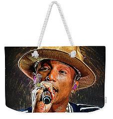 Pharrell Williams Weekender Tote Bag