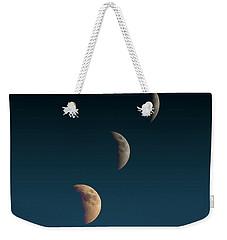 Phases Weekender Tote Bag