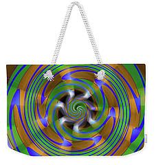 Phasing Weekender Tote Bag