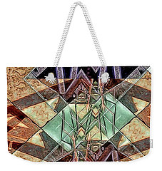 Phasmids Weekender Tote Bag by Ron Bissett