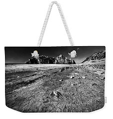 Weekender Tote Bag featuring the photograph Pheiffer Beach -keyhole Rock #17 Big Sur, Ca by Jennifer Rondinelli Reilly - Fine Art Photography
