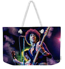 Phil Lynott - Thin Lizzy Weekender Tote Bag